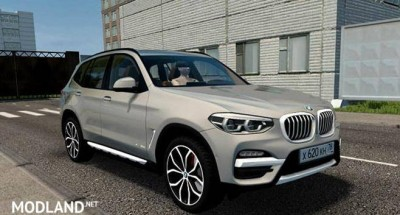 BMW X3 G01 XLine 2018 [1.5.9]